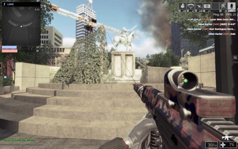 War Trigger 3 скриншот программы 4