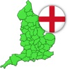 Counties of England Quiz