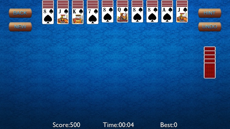Spider-Solitaire screenshot-0