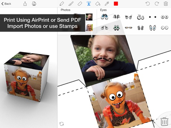 Foldify - Create, Print, Fold!のおすすめ画像3