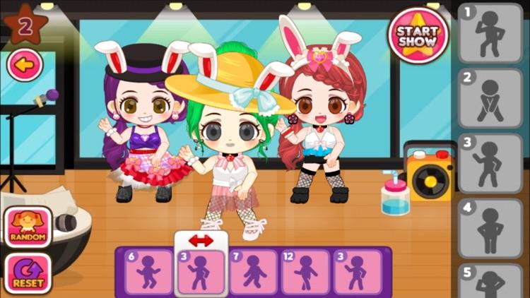 公主换装游戏:儿童宝宝免费单机游戏 screenshot-3