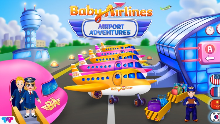 Baby Airlines screenshot-0