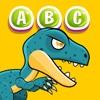 ABC Dinosaur Runner For Kids Alphabet Learning