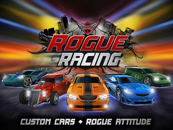 Rogue Racing: PinkSlip на iPad