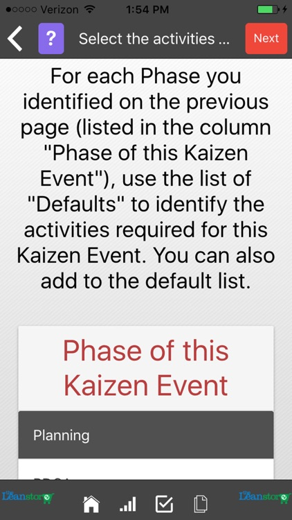 Lean Kaizen Events screenshot-0