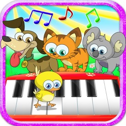 Kids Animal Piano - Preschool Music Game HD