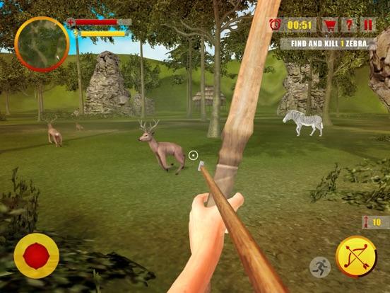 Скачать игру Джунгли охота Стрельба из лука Мастер - Лук и стре