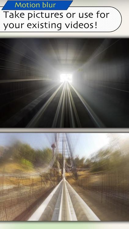 Slow Shutter + From Videos screenshot-0