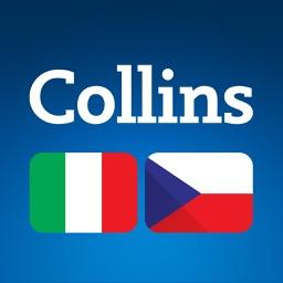 Audio Collins Mini Gem Italian-Czech Dictionary