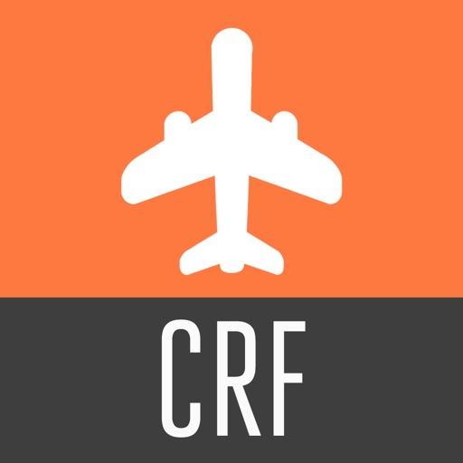 Corfu Island Travel Guide and Offline City Map