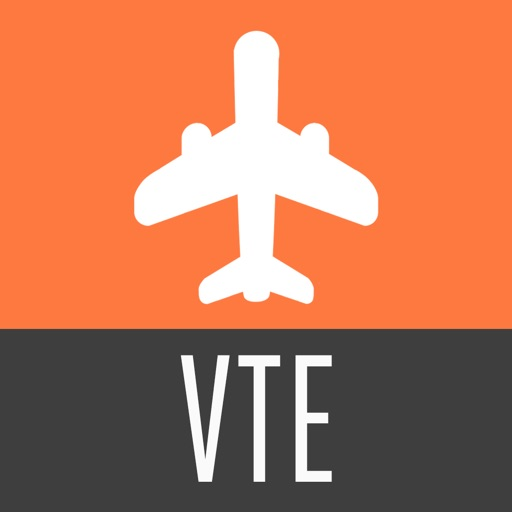 Vientiane Travel Guide and Offline Street Map