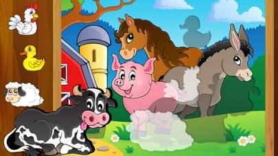 Tier Puzzle für Kinder & KleinkinderScreenshot von 1