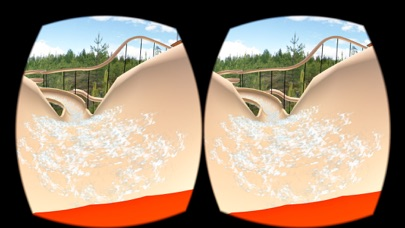VR Water Park:Water Stunt & Ride For VirtualGlasse screenshot