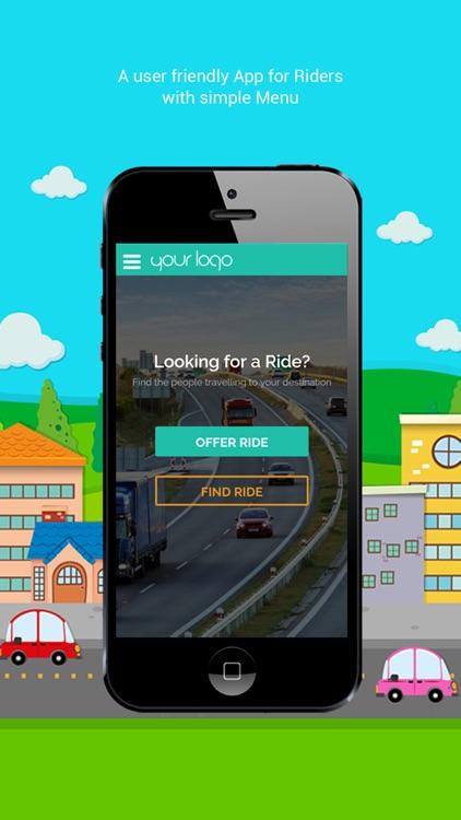 Ride Sharing Application