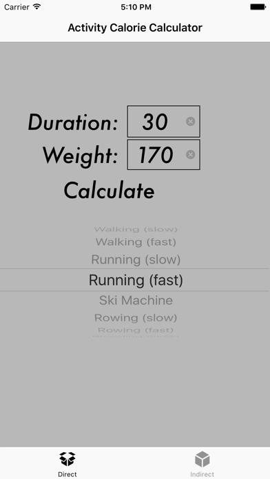 Activity Calorie Calculator | App Price Drops