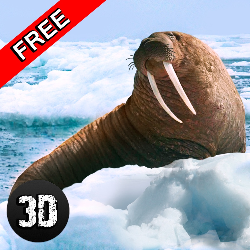 Arctic Walrus Survival Simulator 3D hack