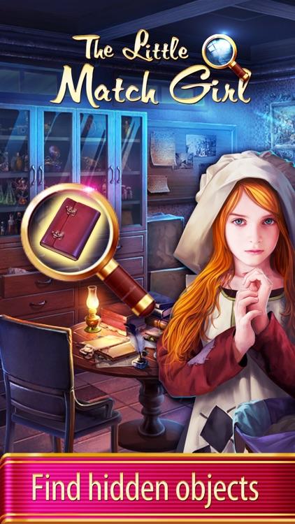 The Little Match Girl - FREE Hidden Object Game