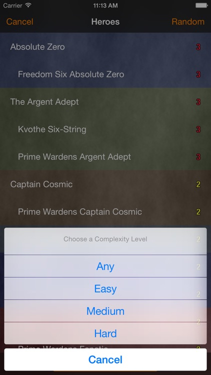 Sentinels Sidekick screenshot-4