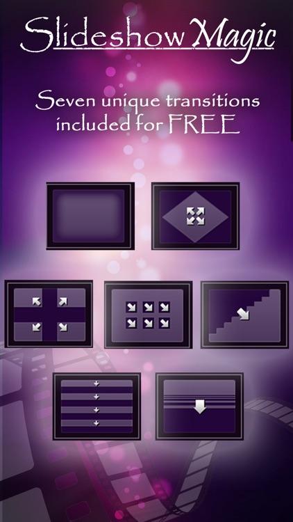 Slideshow Magic- Free Slideshow Maker with Music screenshot-4