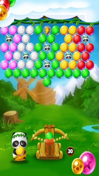 Crazy Ball Bear Rescue Baby screenshot two