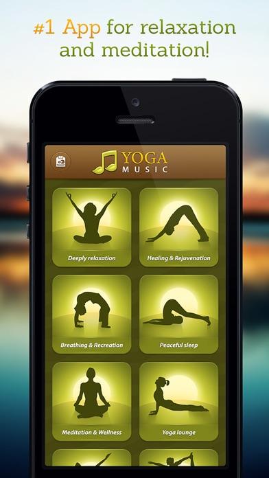 Yoga Music screenshot one