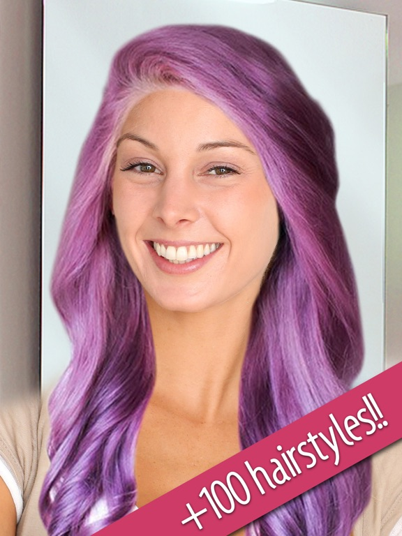 Change Hairstyle Haircut Editor With My Photo App Price Drops