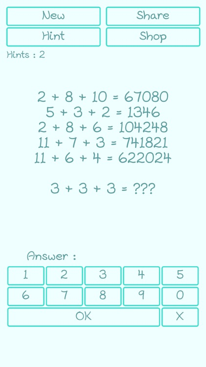 Math Quiz for Genius - The free and casual IQ test