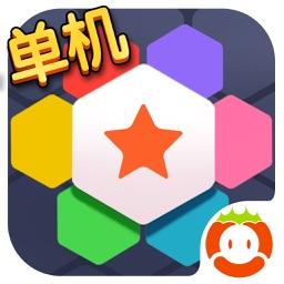 六角拼拼-经典单机游戏