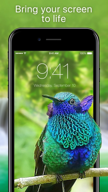 Livenly - Live Wallpapers, Themes & HD Backgrounds screenshot-3
