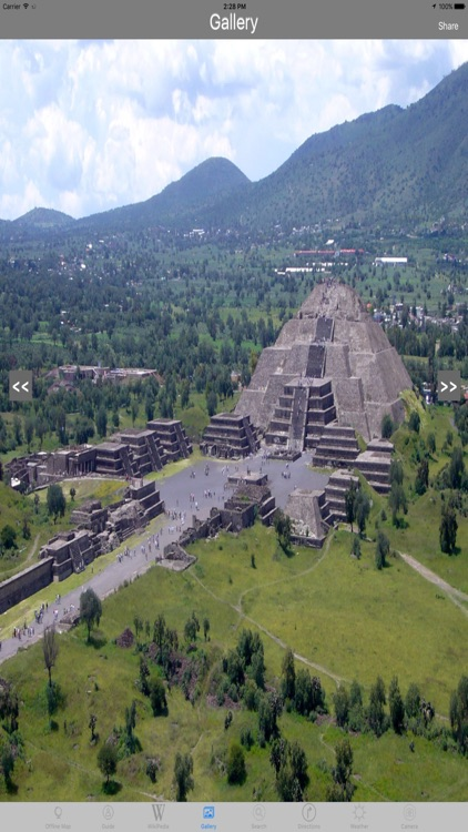 Teotihuacan Pyramids - Mexico Tourist Travel Guide