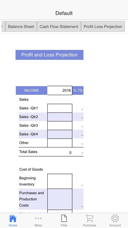 Financial Statements screenshot-4