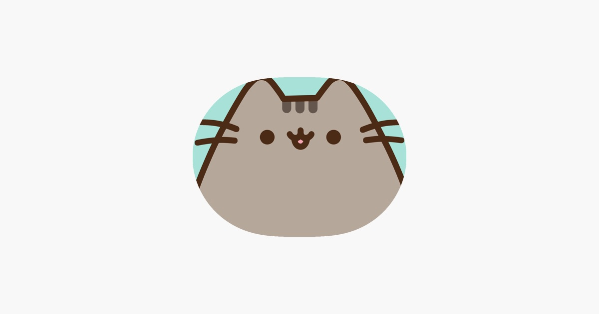Pusheen Animated Stickers on the App Store