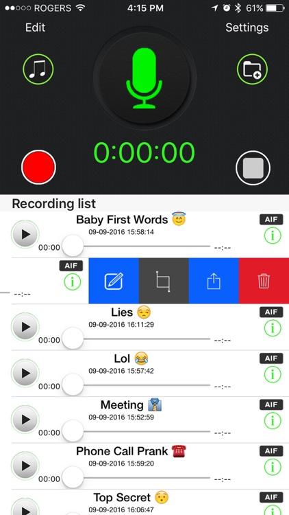 Automatic Voice Recorder Pro - AVR Record