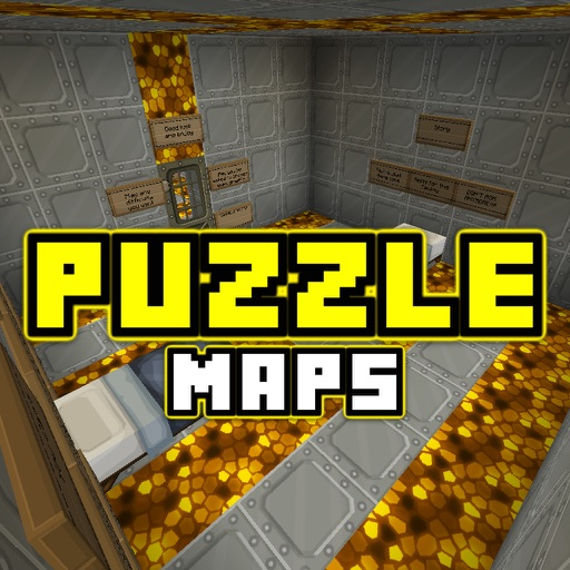 Puzzle Maps for Minecraft PE - The Best Maps for Minecraft Pocket Edition