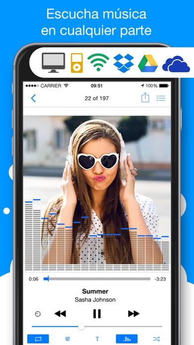 download Musicloud - Reproductor de Música MP3 y FLAC apps 3