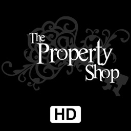 The Property Shop Real Estate App for iPad