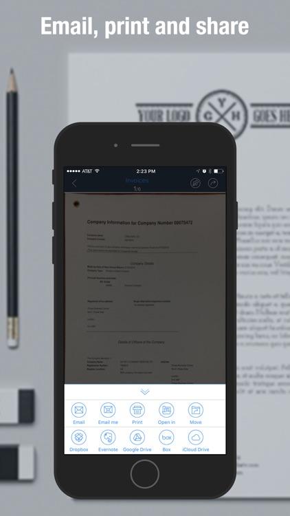 Scan Master Pro - PDF Scanner to Scan Docs & Cards screenshot-3