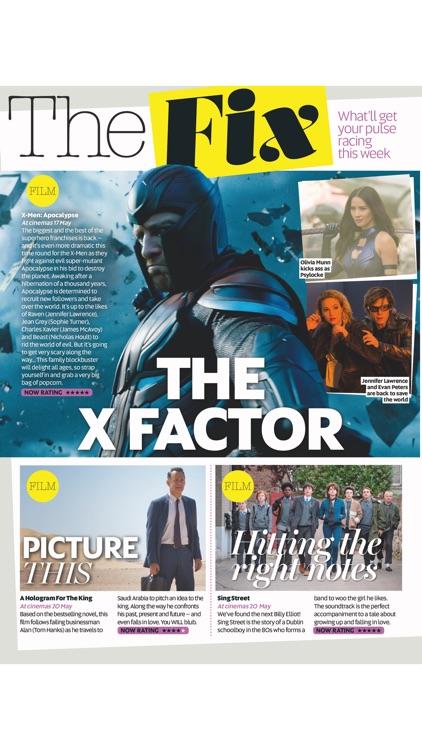 Now Magazine North America screenshot-4