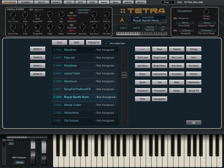 Tetra Sound Editor screenshot-2