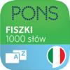 Fiszki 1000 słów - Włoski na co dzień