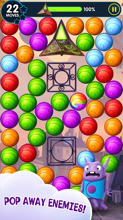 Home Boov Pop! Puzzle Adventure screenshot-4