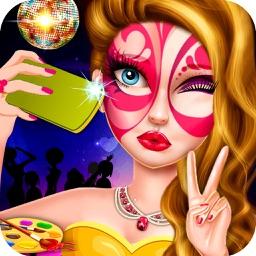 Face Paint Party Salon- Girls Makeup Games