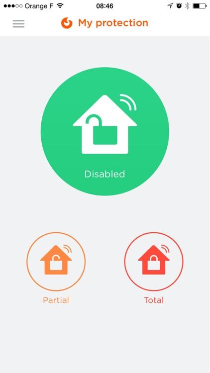 Myfox Home Control