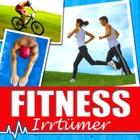 Fitness-Irrtümer - Abnehmen + Muskeln aufbauen icon