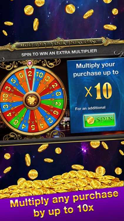 Zodiac Slots™ - FREE Las Vegas Casino Game screenshot-4