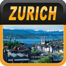 Zurich Offline Map Travel Guide