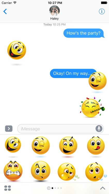 Megapack 3d Emoji – All Stickers for iMessage