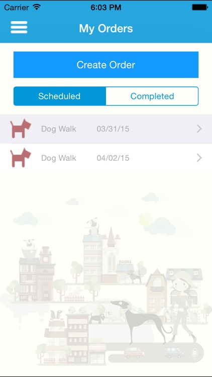 Urban Leash - On demand dog walking in Chicago