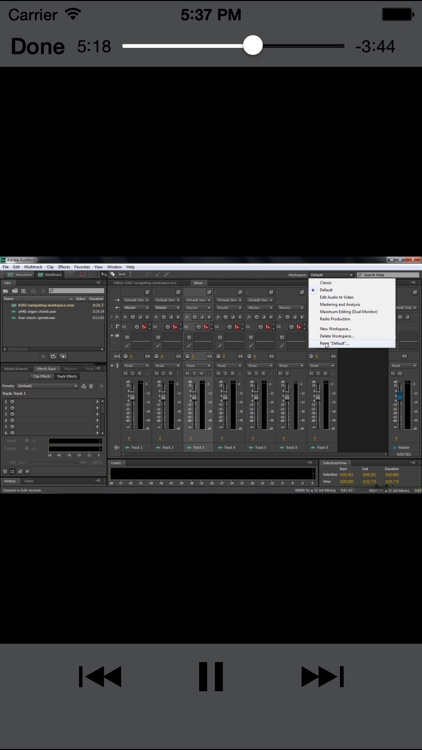 LearnFor Adobe Audition screenshot-4