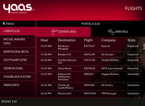 Screenshot of YAAS HOTEL DAKAR ALMADIES
